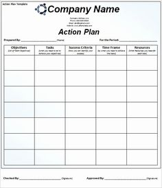Free Action Plan Template Inspirational 90 Action Plan Templates Word Excel Pdf Apple Pages Project Planning Template, Goals Template, Action Plan Template, Business Plan Template Free, The Plan, How To Plan, Financial Plan Template, Marketing Plan Template, Preschool Lesson Plan Template