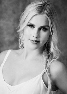 Claire Holt - she's gorgeous!