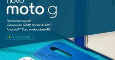 A Motorola finalmente anunciou a terceira geração do Moto G. Esse smartphone, disponibilizado em vários modelos diferentes, veio para compet...