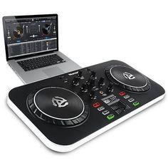 Numark iDJ Live II DJ Controller for iOS Mac and PC