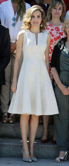 Star Style- Queen Letizia of Spain
