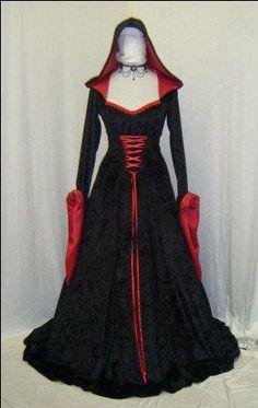 Resultat De Recherche Dimages Pour Gothic Period Clothing Wedding Dresses