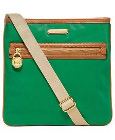 MICHAEL Michael Kors Handbag, Kempton Crossbody - Michael Kors Handbags - Handbags & Accessories - Macy's