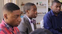Life Cycles of Inequity: A Series on Black Men. This is a video of 8 Blank young men talking about their experience.