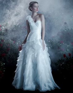 Anjolique Bridal Bridal Gown - Anjolique Bridal A453 from Laboutiquedesbride.com - $399.95