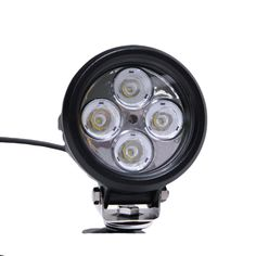 40W 2800lm IP68 LED Work Light Spot Lightt Waterproof Engineering For Vehicle SUV Truck OVOVS