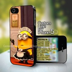 Despicable Me - design for iPhone  5 case