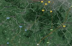 Wikiloc - route Vaals - Drie landenroute 131213 - Vaals, Limburg (Nederland)- GPS track