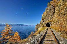 Trans-Siberian Railway (Russia)