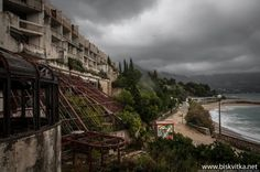 Abandoned resort in Croatia » Biskvitka.net