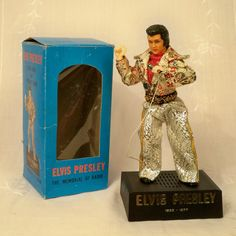 Elvis Memorial Transistor Radio, originally in the Mama Jo's House of Dolls collection.