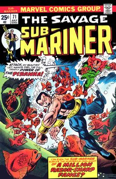 Sub mariner golden age 33 cover by bill everett comics namor sub mariner cover art gil kane the best underwater comic book covers a collection of some of the top underwater comic book covers ever created fandeluxe Gallery