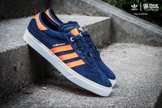 official photos adf0d 20cd0 adidas Originals Adi-Ease Hundreds - Sneaker für Herren - Blau. Planet  Sports