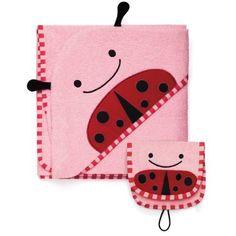 Skip Hop Zoo Towel and Mitt Sets, Ladybug by Skip Hop, http://www.amazon.com/dp/B008K0TMR4/ref=cm_sw_r_pi_dp_daI6qb1NWBTNN