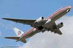 American Airlines Boeing 777-223/ER