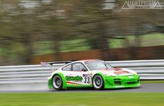 British GT F3 Oulton Park - April 7 2012