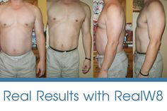 ALL Natural weight loss and NO longer addicted to a 6 pack of soda a day and endless Red Whips!  Empowered by RealW8!