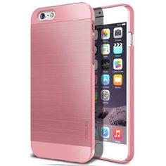 Mobile Life Group | Obliq iPhone 6 Case Slim Meta Series [Metallic Pink]