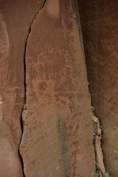 Fremont Petroglyphs, Capitol Reef NP