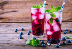 We ❤ lively summer lemonades! You have to test these 3 recipes Wir ❤ spritzige Sommerlimonaden! Diese 3 Rezepte MÜSST ihr testen Summer lemonades: You have to test these 3 recipes Lemonade Tea Recipe, Passion Tea Lemonade, Pineapple Lemonade, Healthy Drinks For Kids, Healthy Smoothies, Mojito, Blueberry Juice, Summer Drink Recipes, Refreshing Summer Drinks