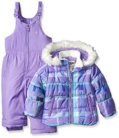 Osh Kosh Girls' Heavyweight 2 Pc Printed Snowsuit - with difficult people deal Vintage Sweaters, Vintage Shirts, Snow Wear, Sweater Refashion, Country Sweatshirts, Girl Outfits, Fashion Outfits, Thing 1, Winter Hoodies
