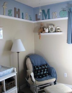 I like the idea of two paint colors. Maybe instead a light mint or robins egg for top color.