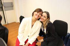 Lucia Favaro e Melissa Moraes. #friasneto #abmi #mercadoimobiliario #secovi #creci #acipi #cofeci #fenaci #sciesp #abmifriasneto