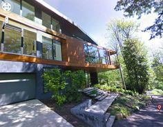 Cullens House From Twilight yes, it's the cullen house from twilight. but even if i wasn't a