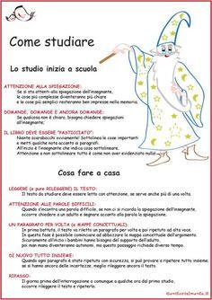 Learning Italian Through Vocabulary Italian Grammar, Italian Language, Study Methods, Study Tips, Cooperative Learning, Kids Learning, Social Service Jobs, How To Speak Italian, Teaching Geography
