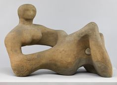 Famous Artist Birthdays! Henry Moore is celebrated as one of the most influential sculptors of the post-war period. Inspired by primitivism, abstract forms, and the natural wold, Moore developed a signature style that is recognized most iconically in his reclining figures.   Recumbent Figure 1938  20th Century Masterworks available for purchase through Robin Rile Fine Art Contact info@robinrile.com