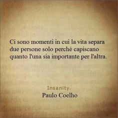 Niente è per caso... Italian Phrases, Italian Quotes, Best Quotes, Love Quotes, Inspirational Quotes, Words Quotes, Sayings, Good Sentences, Healthy Words