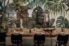 Thomas Cook has unveiled a boutique adults-only brand with the launch of Casa Cook Rhodes. The boutique hotel has a bohemian design and sociable atmosphere. Cafe Restaurant, Restaurant Design, Jamaican Restaurant, Restaurant Seating, Restaurant Concept, Rhodes, Casa Cook Hotel, Greece Hotels, Little Paris