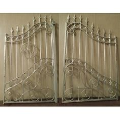 Wrought Iron Driveway Gate. Customize Realisations. 050 Wrought Iron Driveway Gates, Home Decor, Decoration Home, Room Decor, Interior Design, Home Interiors, Interior Decorating