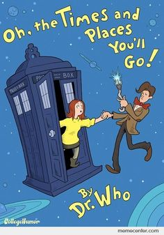 Dr. Who by Dr. Seuss