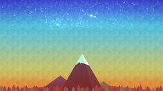 Digital Art Mountains Wallpapers | hdqwalls.com