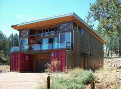 shipping container house plan - Sea Containers Homes