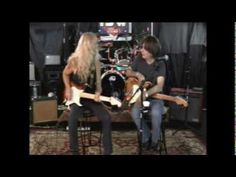 "Jack Starr's Guitar Hour with special guest ""Guitar"" Steve Murray record..."