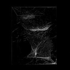 Tomás Saraceno - Webs #art #abstract