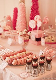 TONS of inspiration for Aubrie's Ballet Party