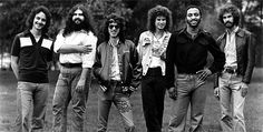 """Southern rock band Wet Willie - known for their 1973 hit """"Keep On Smilin'"""" - calls Mobile home"""