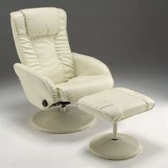 Upholstery: PVC,Upholstery Color: Bone,Dimensions: Chair Type: Arm ...