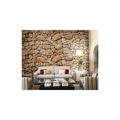 Apulia Stonewall Wallpaper Mural from Red Candy Stone Wallpaper, Painting Wallpaper, Wall Wallpaper, Pattern Wallpaper, Wallpaper Paste, Wall Mural Decals, Removable Wall Murals, Wall Stickers Red, Stone Wall Panels