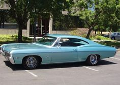 Hemmings Find of the Day – 1968 Chevrolet Impala Sport Coupe   Hemmings Blog