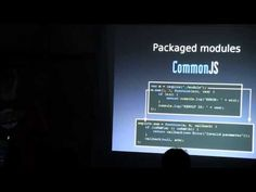 Go crazy with CakePHP and Node.js - By Mariano Iglesias - YouTube