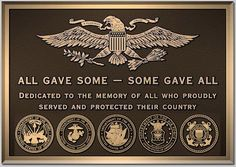 Thank you to all who have served America to make and keep us free!!!
