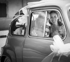 Smiles Smile, Vehicles, Wedding, Valentines Day Weddings, Rolling Stock, Weddings, Smiling Faces, Mariage, Marriage