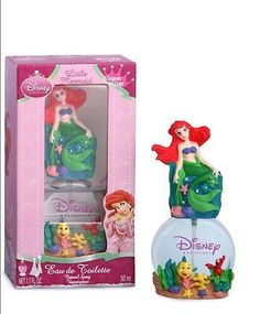 Disney Princess (Refillable Bottle) Kids Perfume EDT Spray 1.7 oz