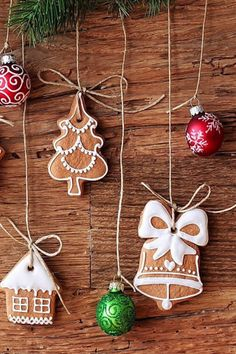 T Wallpaper Christmas Cookies Ornaments Xmas Winter Craft Crafts Holidays Gingerbread Natal