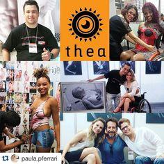 #Repost @paula.pferrari with @repostapp.  E assim terminou a #erotikafair2016 e a nossa participação.  Dias de muito trabalho realizado com amor dedicação e inclusão.  E que venham mais e mais eventos assim.  #teamthea #Thea #inclusão #pcd #erotikafair #goodbros