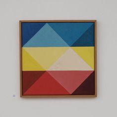 Anton Stankowski: Farbfamilien